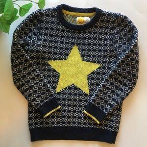 🚛 MOVING SALE 🚛 Mini Boden wool blend sweater.